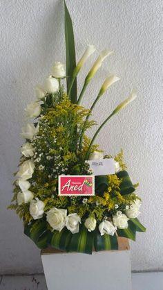 Pentecost Altar Arrangement Flowers Pinterest