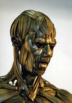 human sculpture | Unto The Self – Robert Bryce Muir – The Circle of Confusion