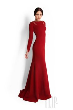 Georges Hobeika - Ready-to-Wear - Fall-winter 2012-2013 - http://www.flip-zone.net/fashion/ready-to-wear/fashion-houses-42/georges-hobeika-2770