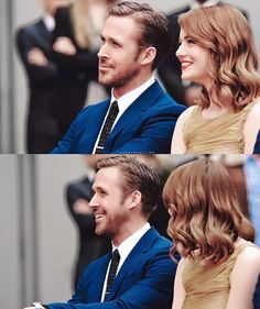 pinterest || @emmyfaitha Ryan Gosling Kids, Yasmina Khadra, Ryan Thomas, Movie Couples, About Time Movie, Film Serie, Emma Stone, Best Couple, Movies