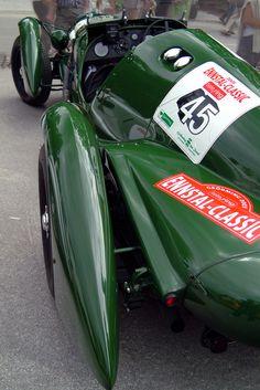 1938 Lagonda V12 Le Mans.
