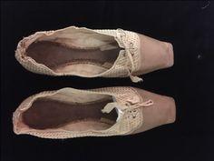 Ladies' walking shoes, ca. Cream silk brocade and tan leather uppers. Tan Leather, Leather Shoes, Silk Brocade, Historical Society, Silk Ribbon, Walking Shoes, Stockings, Flats, Sneakers