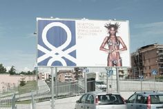 Kaos Agency - postazioni pubblicitarie maxiposter 6x3