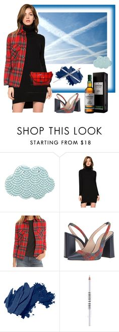 """Blue sky requiem"" by acaprice ❤ liked on Polyvore featuring Roseanna, Frances Valentine, Bobbi Brown Cosmetics and Lord & Berry"