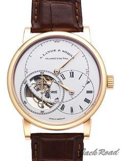 ランゲ&ゾーネ .&リヒャルトランゲトゥールビヨンプール・ル・メリット[LS7604AF/] ALANGESOHNE   メンズ 中古腕時計