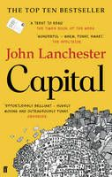 Capital by John Lanchester. Brilliant. London, right now, drawn on a huge scale by concentrating on the residents of one (fictional) Clapham street. Very funny, very insightful. So many characters it reminds me of Dickens, but all brilliantly, minutely drawn. There are some amazing set pieces - a game of football, a death, the complexity of parental emotion - which take my breath away, the way he gets inside the head of the character experiencing it. I'd give this book 9.5/10