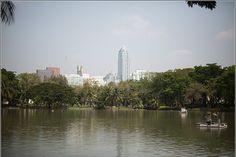 Lumpini Park - Bangkok, Thailand - Luxury Travel Blog #travelblog #travel #bangkok