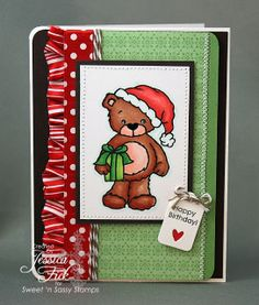 Sweet 'n Sassy Stamps: Merry Christmas!