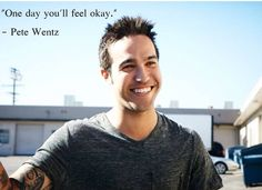 Simple but inspiring XD typical Pete