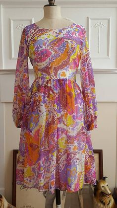 Check out this item in my Etsy shop https://www.etsy.com/uk/listing/522390269/vintage-1970s-mademoiselle-bright-summer