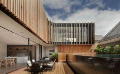 L'ampliamento di una residenza vittoriana a Melbourne