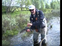 Fly Fishing Norway 2012-Pesca a mosca in Norvegia