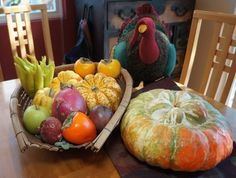 With so many produce choices available, let @lifeuncorkedSue help you set the #Thanksgiving menu.  #IFWTWA