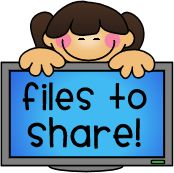 Lady Bug Teacher's Files - great files for ELA in 4th and 5th grade