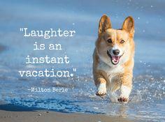 Words of wisdom from Milton Berle.