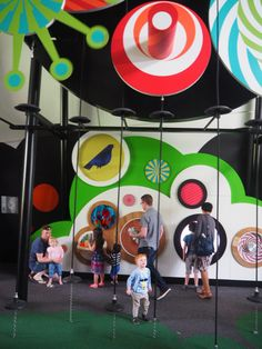 The Pauline Gandel Children's Gallery at the Melbourne Museum Melbourne Museum, Children's Museum, Science Museum, Busy City, Eric Carle, Childrens Hospital, Play To Learn, Astronomy, Photo Credit