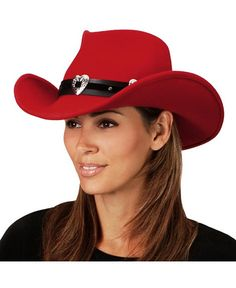 Julia cowgirl hat