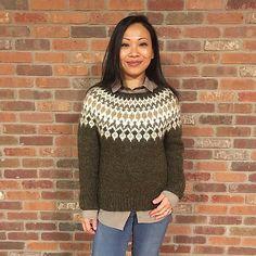 Ravelry: Treysta pattern by Jennifer Steingass Got 1, Ravelry, Free Pattern, Turtle Neck, Pullover, Wool, Knitting, Sweaters, Stuff To Buy