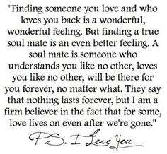 I found my soul mate and he's the most wonderful man in this world! Love you Mike Cute Quotes, Great Quotes, Quotes To Live By, Funny Quotes, Inspirational Quotes, Nice Sayings, Cute Girlfriend Quotes, Amazing Girlfriend, Anniversary Quotes