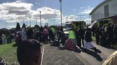 Six hurt as car strikes crowd in Newcastle Eid celebration