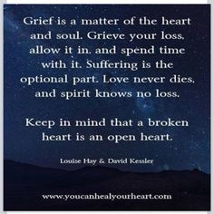 Love never dies and Spirit knows no loss ❤️ #grief #loss #death