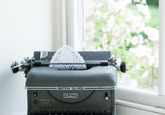 British Oliver Model 21 typewriter