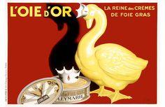 Golden Goose Fine Art Print