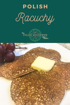 A recent outing with a new friend from Poland brought me this easy to make recipe for Racuchy, a healthy pancake, in this case flavored with banana. Polish Potato Pancakes, Great Recipes, Favorite Recipes, Crazy Kitchen, Polish Recipes, Easy Food To Make, What To Cook, Poland, A Food