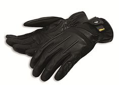 Ducati Scrambler Street Masters Motorcycle Gloves Motorcycle Tours Leather Black