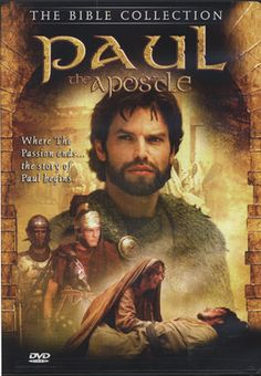 Paul the Apostle - DVD | Where the Passion ends...the story of Paul begins. | $13.92 at ChristianCinema.com