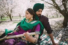 Punjabi wedding photos