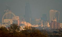 MPs: UK air pollution is a 'public health emergency' | Environment | The Guardian -  London's smoggy skyline seen from Richmond park, January 2016. #airpollution #environment #health RT @VitalStrat