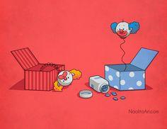 Viagra  no mas sexismo -  no mas diferencias - Ilustracion.  Naolito.( Nacho Diaz)