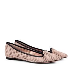 Flirty little punched loafers for the office, or just looking good anywhere!