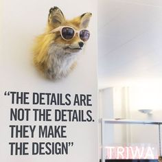 The TRIWA fox wishes you all a great Monday in his Peach Thelma SS16!
