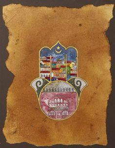 Marble Art, Hand Of Fatima, Hamsa Hand, Islamic Art, Elsa, Pandora, Miniatures, History, Artist
