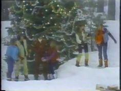 """Three Dog Night """"Rockin' Around The Christmas Tree"""""""