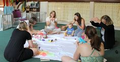Music for babies-toddlers at Apple Tree Arts, Grafton