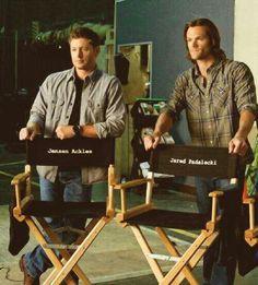 Supernatural's leading men