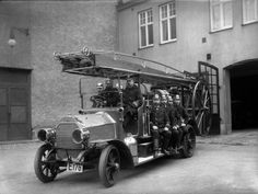 Scania-Vabis Fire Engine Truck '1912–????