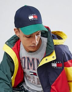 0cb2ab10 Discover Fashion Online Tommy Hilfiger Jackets, Navy And Green, Tommy Shop,  Snapback Hats