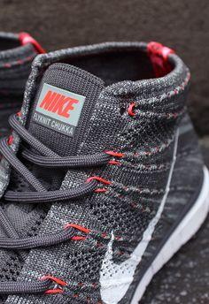 Nike Free Flyknit Chukka via Prime Buy it @ Prime | Nike US | Nike UK | Size? | Finishline