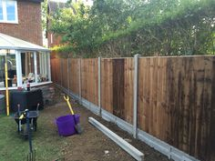 Perimeter fencing Www.reviveandsanitise.co.uk Garden Makeover, Aj Styles, Fence, Shed, Outdoor Structures, Mens Fashion, Outdoor Decor, House, Home Decor