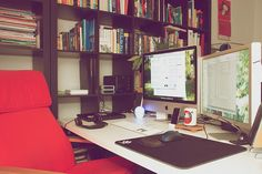 A Showcase of Beautiful Home Office Setups