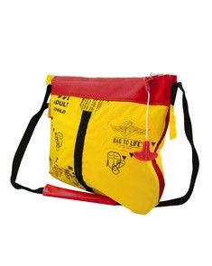Bag to life Classic Flyer bag red
