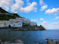 Sweet Escapade: The Amalfi Coast, Italy