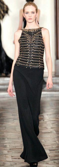 Ralph Lauren Fall 2012 Womenswear