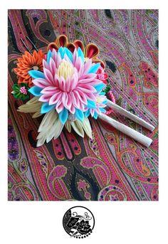 イメージ1 - ペルシャ絨毯からイメージを得たかんざしの画像 - 和の結婚式~江戸つまみかんざし~ - Yahoo!ブログ