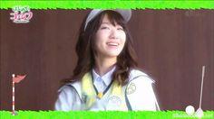 はじめてゴルフ~目指せ120切り~ #03 (AKB48/NGT48 柏木由紀 - AKB48 横山由依 - 中田ちさと)