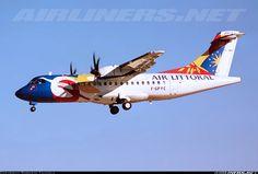 Air Littoral F-GPYC ATR ATR-42-500 aircraft picture